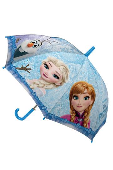 Frozen Umbrella Elsa, Anna & Olaf