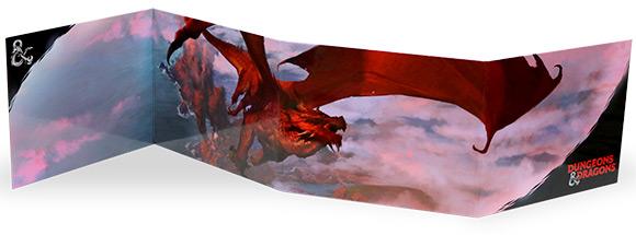 Dungeons & Dragons 5a Edizione: Schermo del Dungeon Master