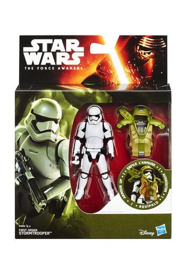 Star Wars Armor Up First Order Stormtrooper Action Figure 10 cm 2015 Wave 1