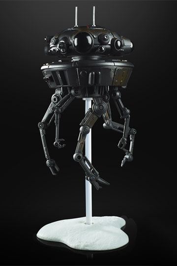 Star Wars Episode V Black Series Action Figure 2020 Imperial Probe Droid 15 cm
