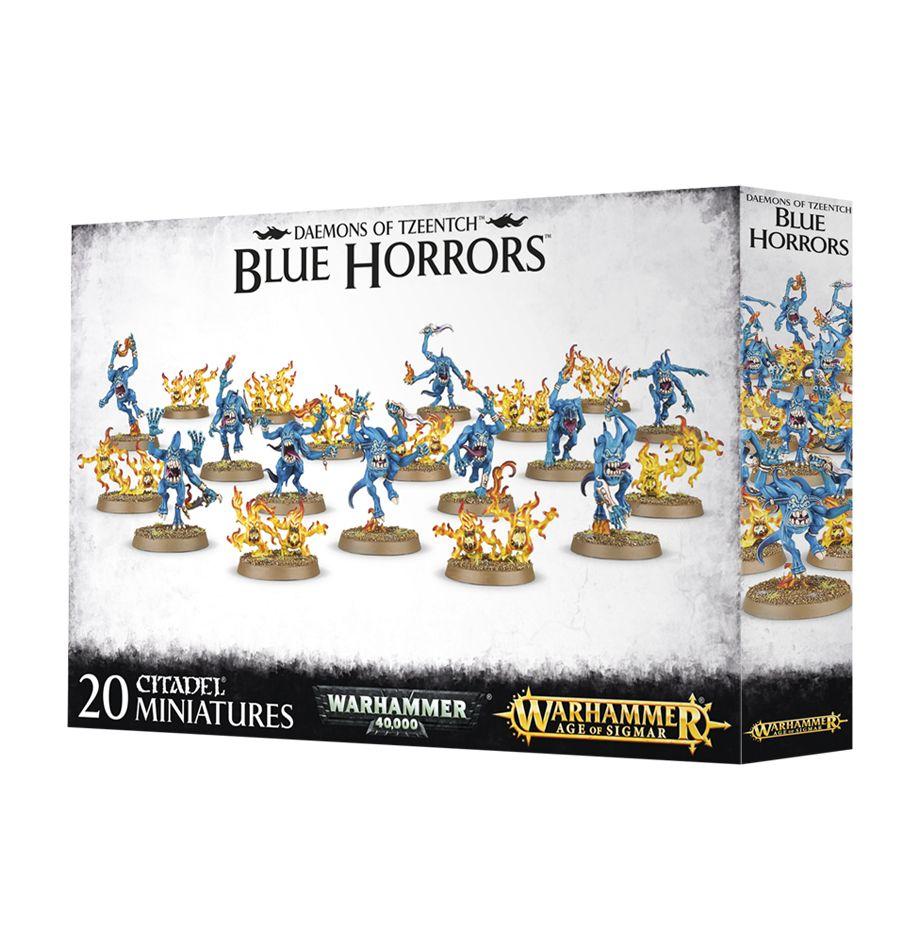 Daemons of Tzeentch Blue Horrors
