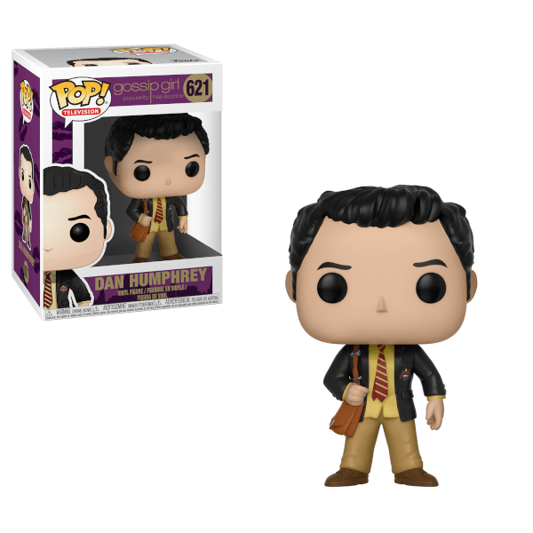 Gossip Girl POP! TV Vinyl Figure Dan Humphrey 9 cm