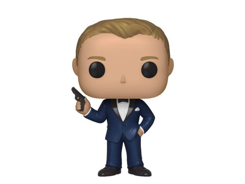 James Bond POP! Movies Vinyl Figure Daniel Craig (Casino Royale) 9 cm