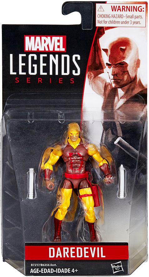 Marvel Legends 2016 Wave 2 Daredevil Action Figure 10 cm