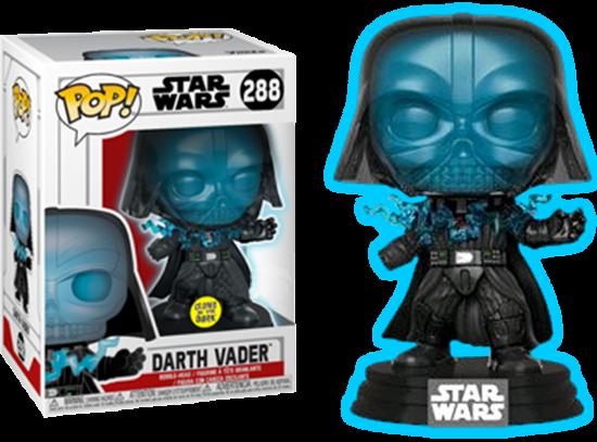 Star Wars Return of The Jedi POP! Vinyl Figure Darth Vader Glow in the Dark Limited 9 cm