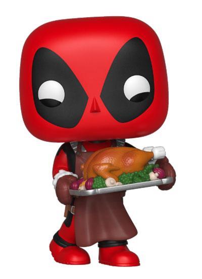 Marvel Holiday POP! Marvel Vinyl Figure Deadpool 9 cm