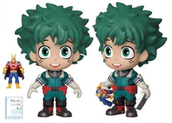My Hero Academia 5-Star Action Figure Deku 8 cm