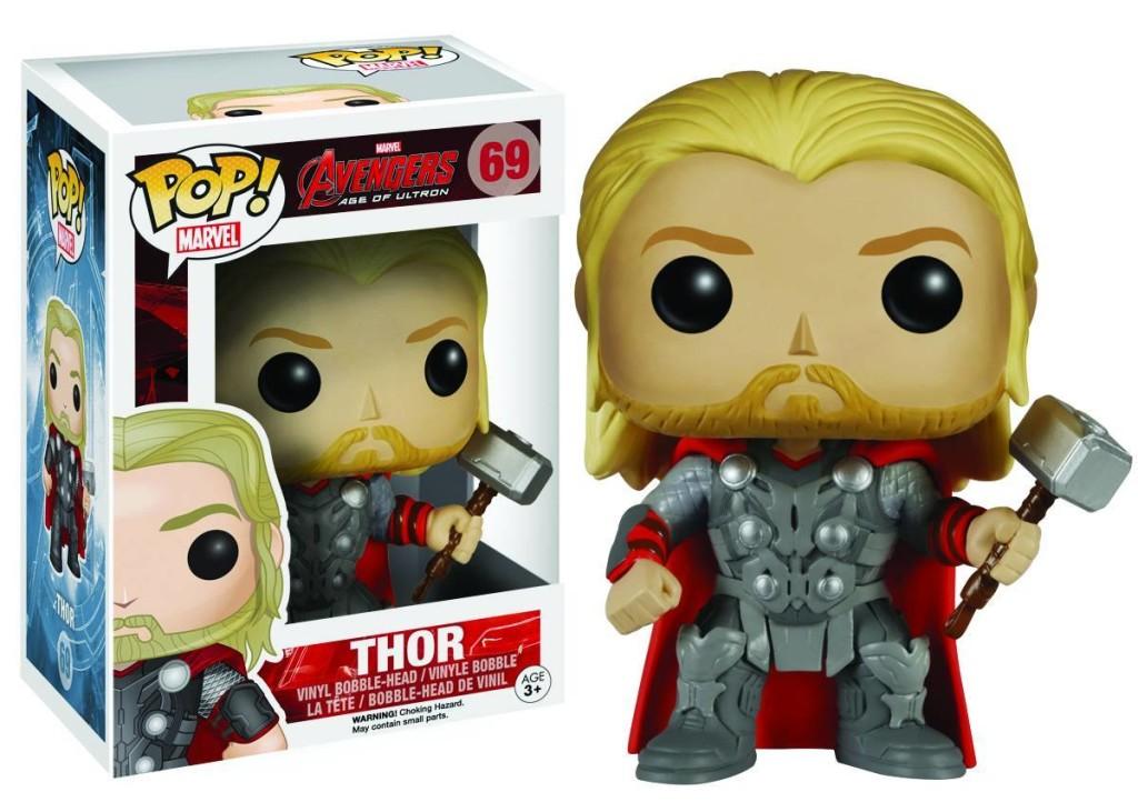 Avengers Age of Ultron POP! Vinyl Bobble-Head Thor 10 cm