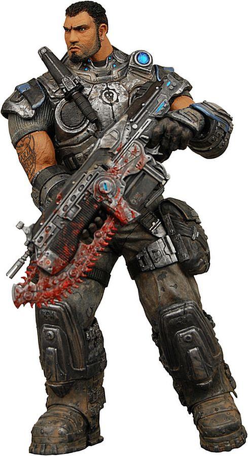 Gears of War 2 Domenic Santiago