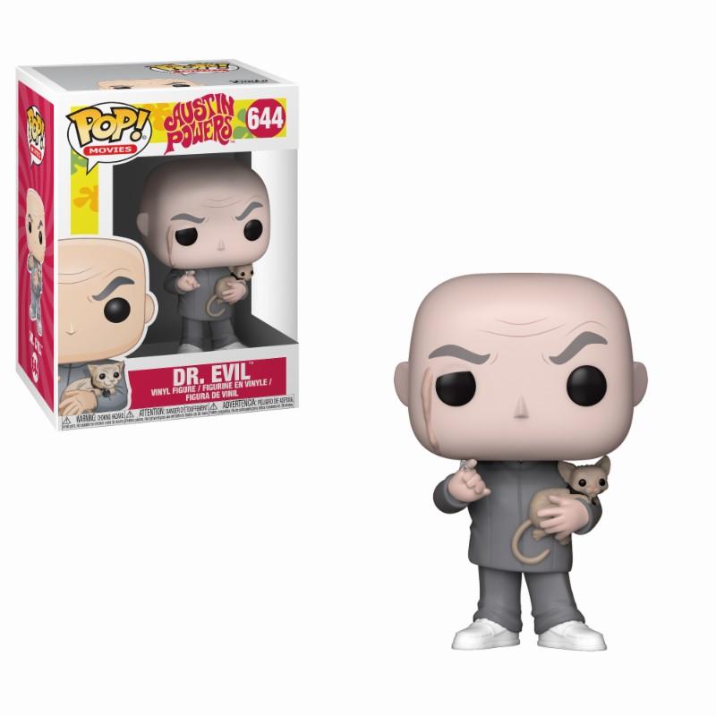 Austin Powers POP! Movies Vinyl Figure Dr. Evil 9 cm