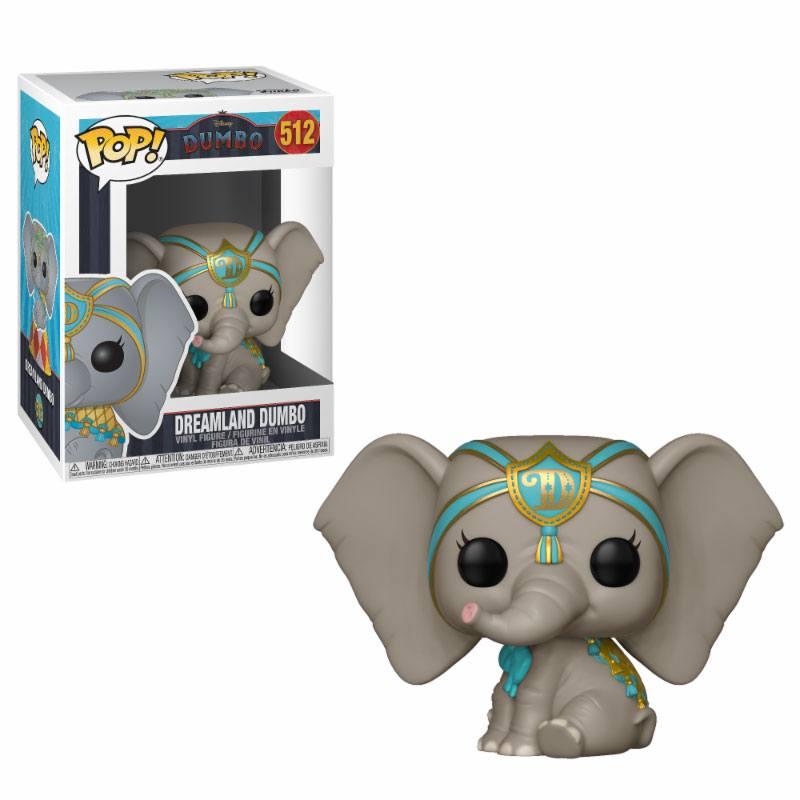 Dumbo POP! Disney Vinyl Figure Dreamland Dumbo 9 cm
