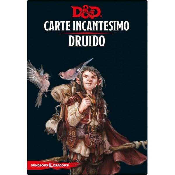 Dungeons & Dragons 5a Edizione - Carte Incantesimo - Druido