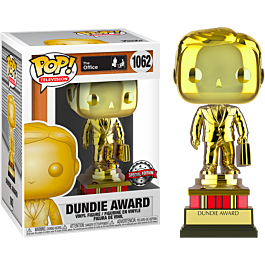 The Office POP! TV Vinyl Figure Dundie Award Limited 9 cm