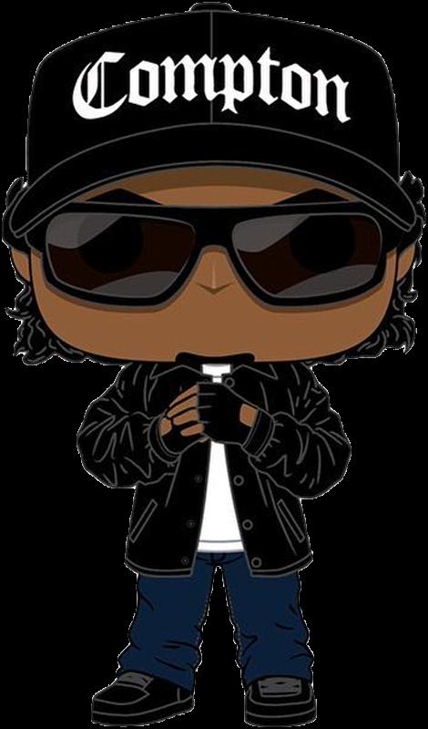 Eazy-E POP! Rocks Vinyl Figure 9 cm