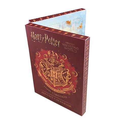 Calendario dell'avvento 2019 - Gioielli di Harry Potter