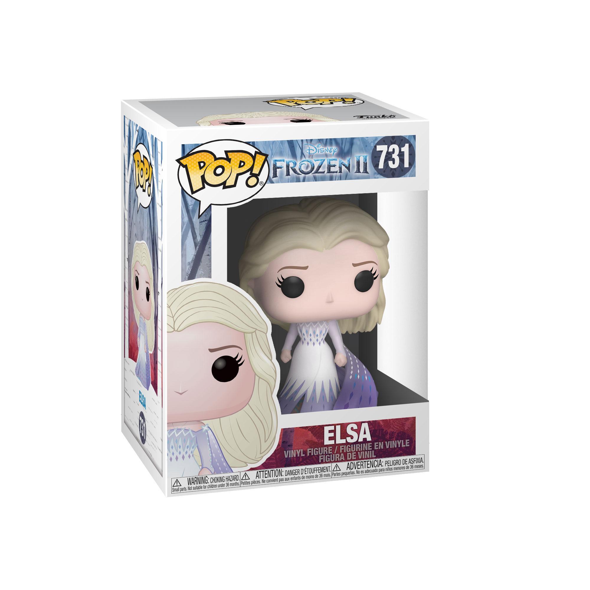 Frozen 2 POP! Disney Vinyl Figure Elsa (Epilogue) 9 cm