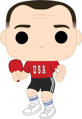 Forrest Gump POP! Movies Vinyl Figure Forrest (Ping Pong Outfit) 9 cm