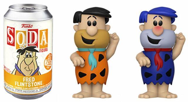 The Flintstones POP! Movies Vinyl SODA Figures Fred Flintstone 11 cm Assortment (2)