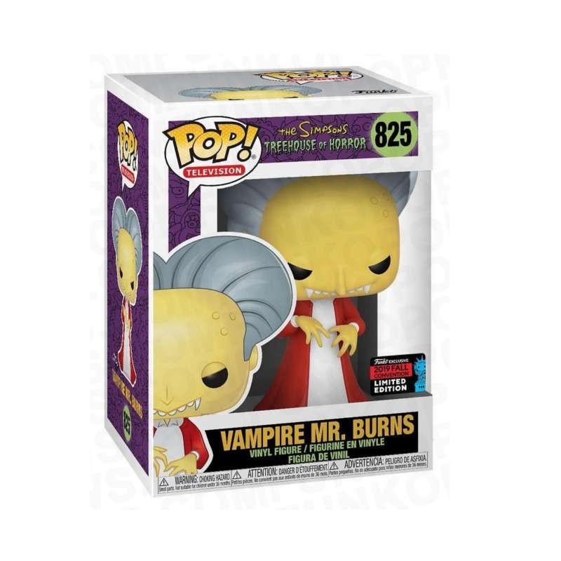 The Simpsons - Vampire Mr. Burns Pop! Vinyl Figure (2019 Fall Convention Exclusive)
