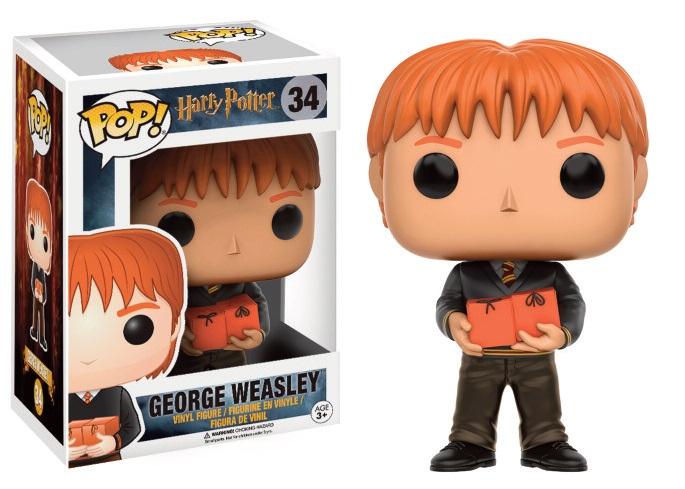 Harry Potter POP! Movies Vinyl Figure George Weasley 9 cm