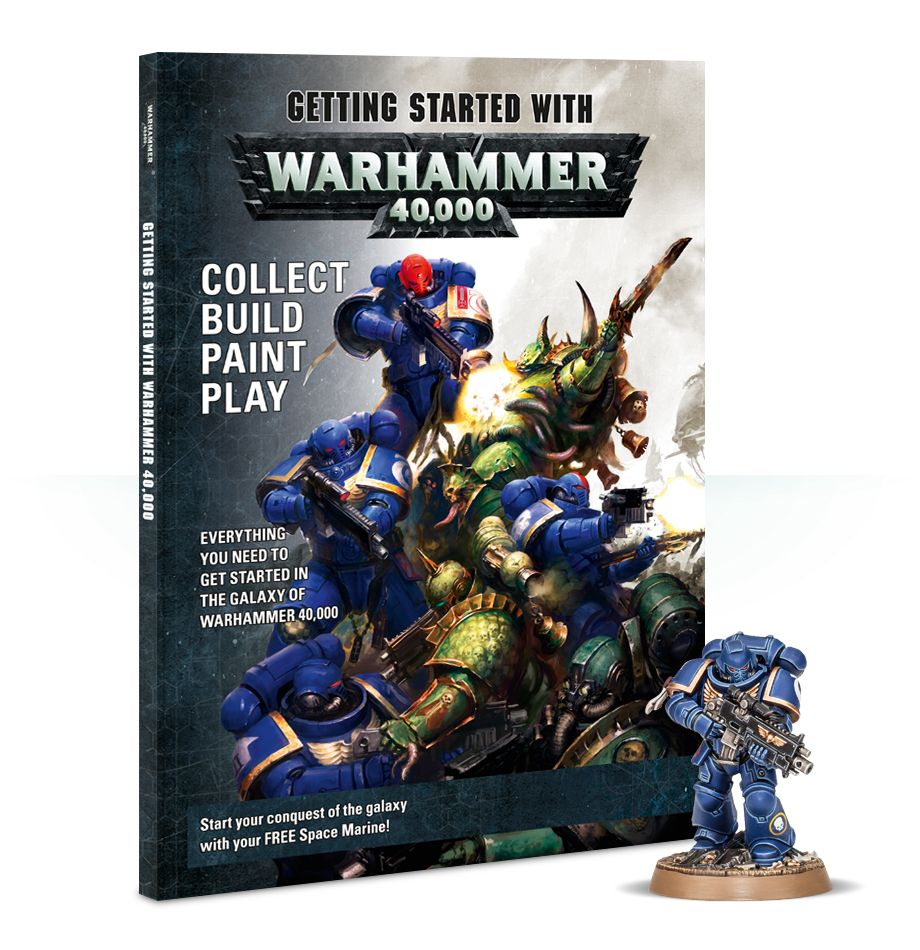 Getting Started With Warhammer 40,000 (Italiano)