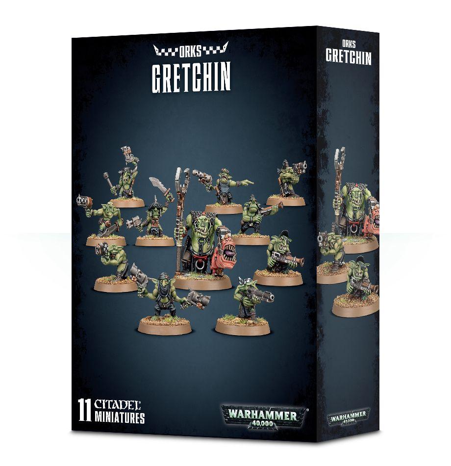 Orks Gretchin