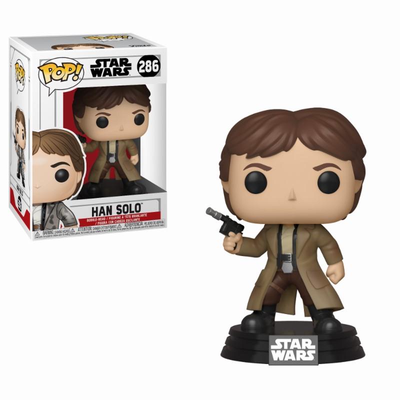 Star Wars Return of The Jedi POP! Vinyl Figure Endor Han 9 cm