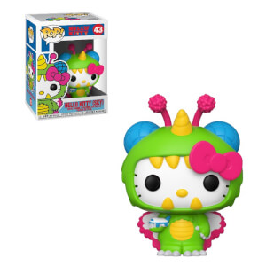 Hello Kitty Kaiju POP! Sanrio Vinyl Figure Hello Kitty Sky Kaiju 9 cm