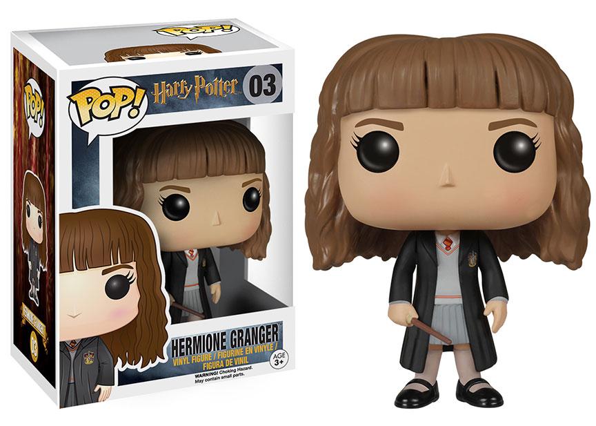 Harry Potter POP! Movies Vinyl Figure Hermione Granger 10 cm