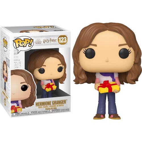 Harry Potter POP! Vinyl Figure Holiday Hermione Granger 9 cm