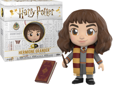 Harry Potter 5-Star Vinyl Figure Hermione with scarf Limited 8 cm