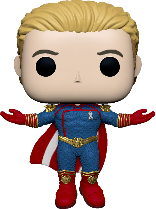 The Boys POP! TV Vinyl Figure Homelander Levitating 9 cm