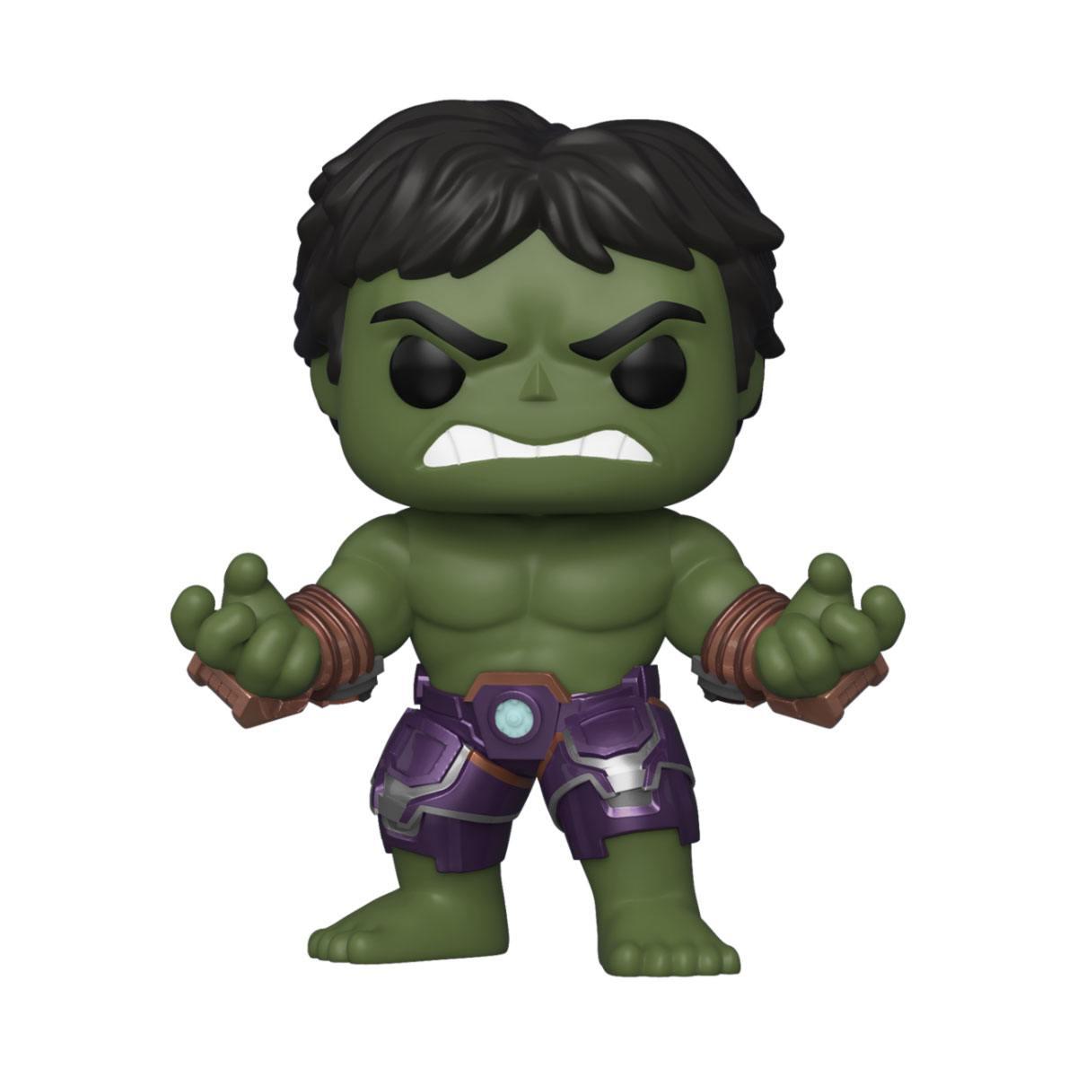 Marvel's Avengers (2020 video game) POP! Marvel Vinyl Figure Hulk 9 cm