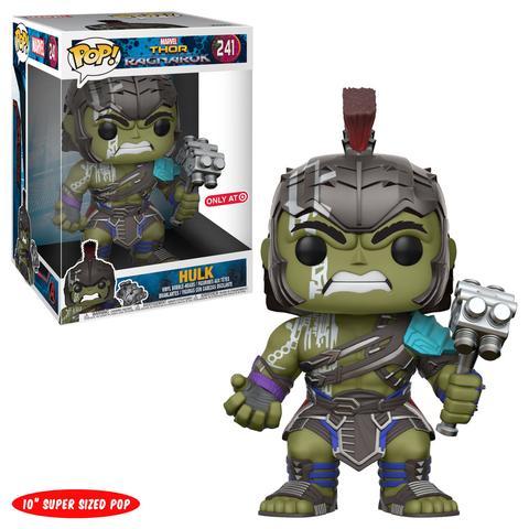 Thor Ragnarok POP! Movies Vinyl Figure Hulk Oversized 25 cm