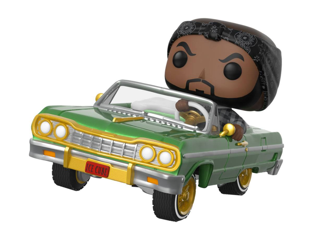 Ice Cube POP! Rides Vinyl Figure Ice Cube 18 cm