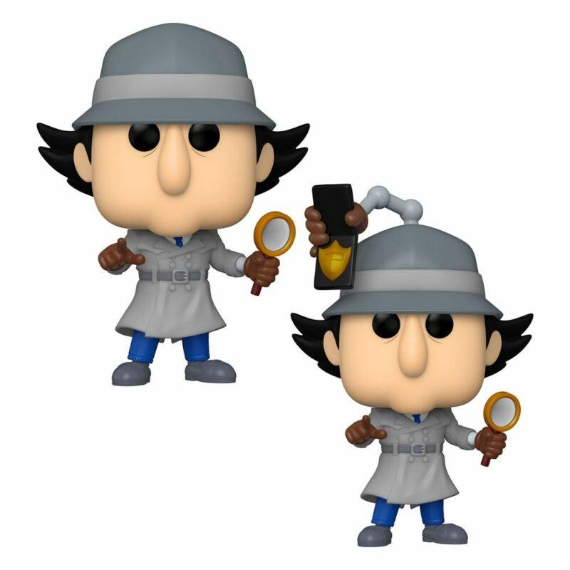 Inspector Gadget POP! Animation Figures Inspector Gadget 9 cm Assortment (2)