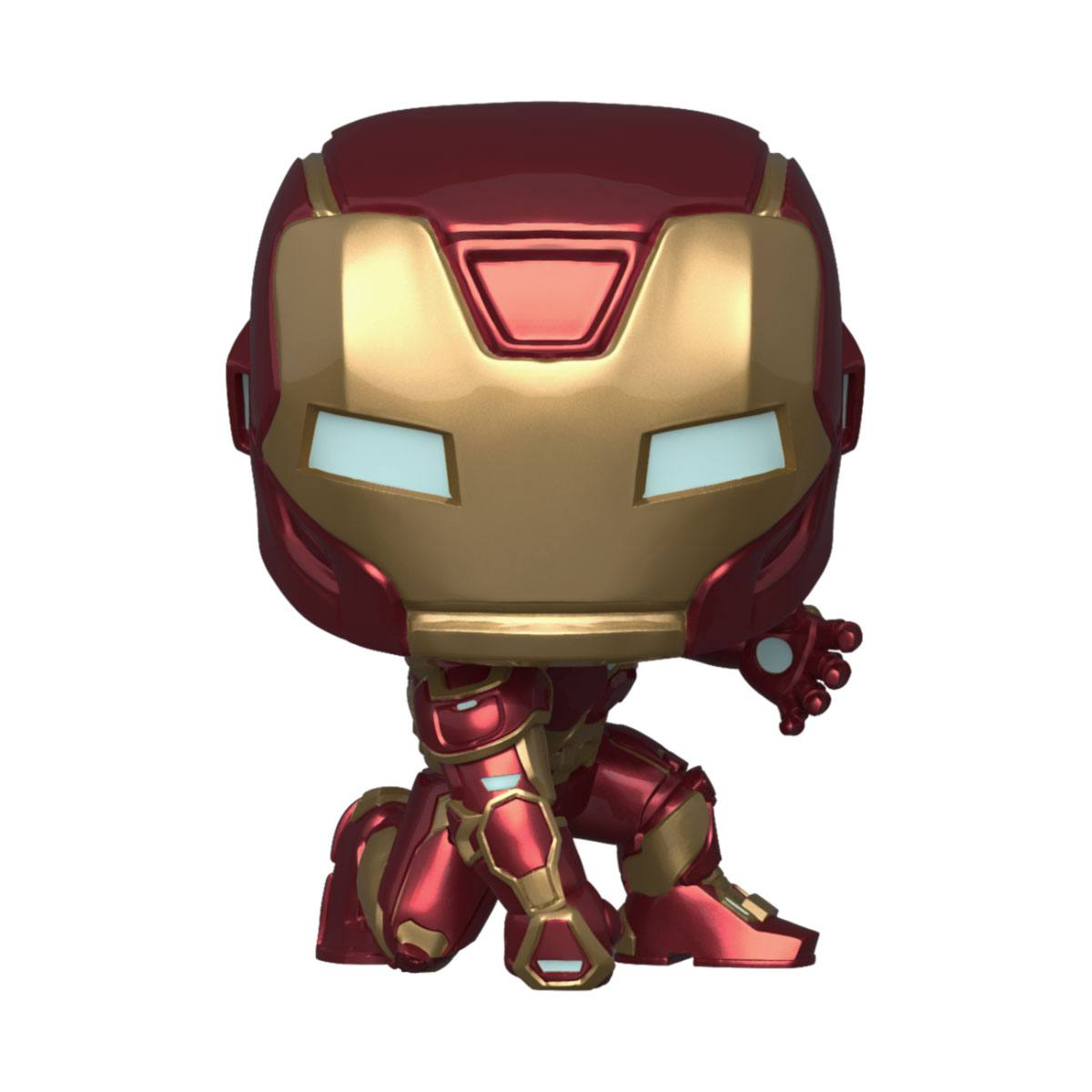 Marvel's Avengers (2020 video game) POP! Marvel Vinyl Figure Iron Man 9 cm