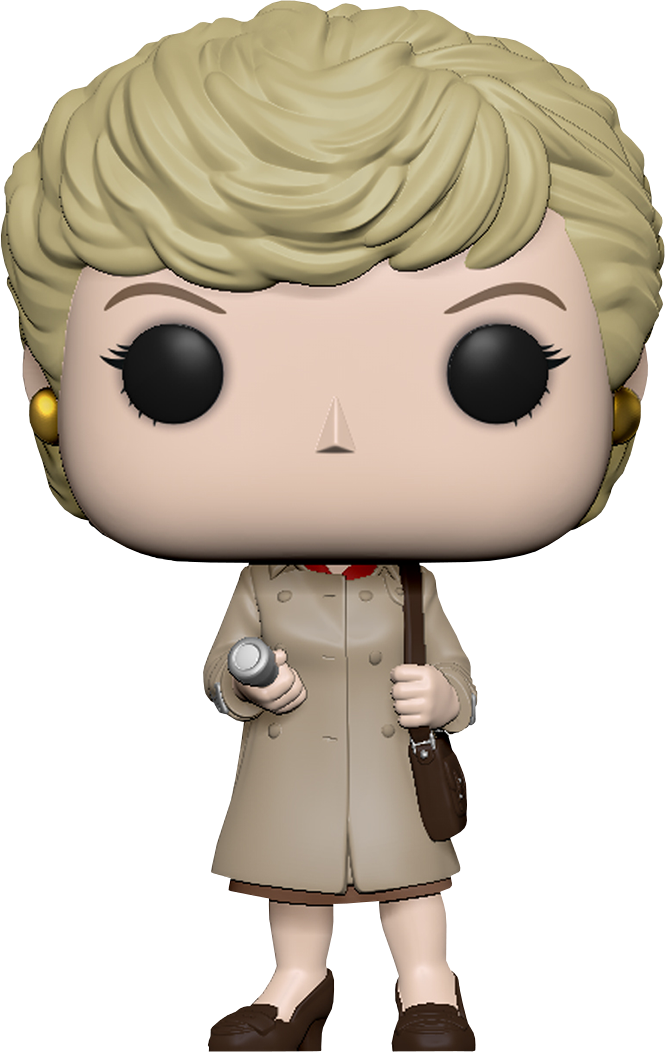 Murder, She Wrote POP! TV Vinyl Figure Jessica 9 cm