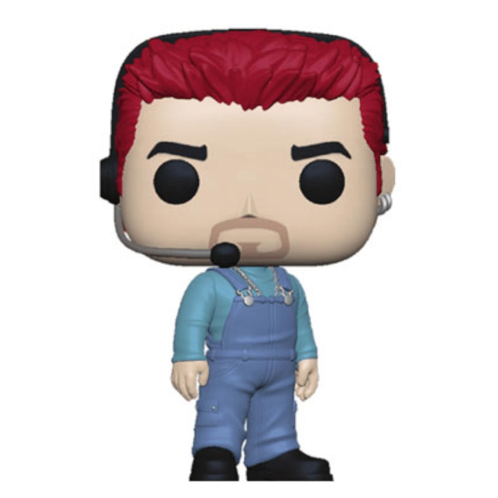 NSYNC POP! Rocks Vinyl Figure Joey Fatone 9 cm