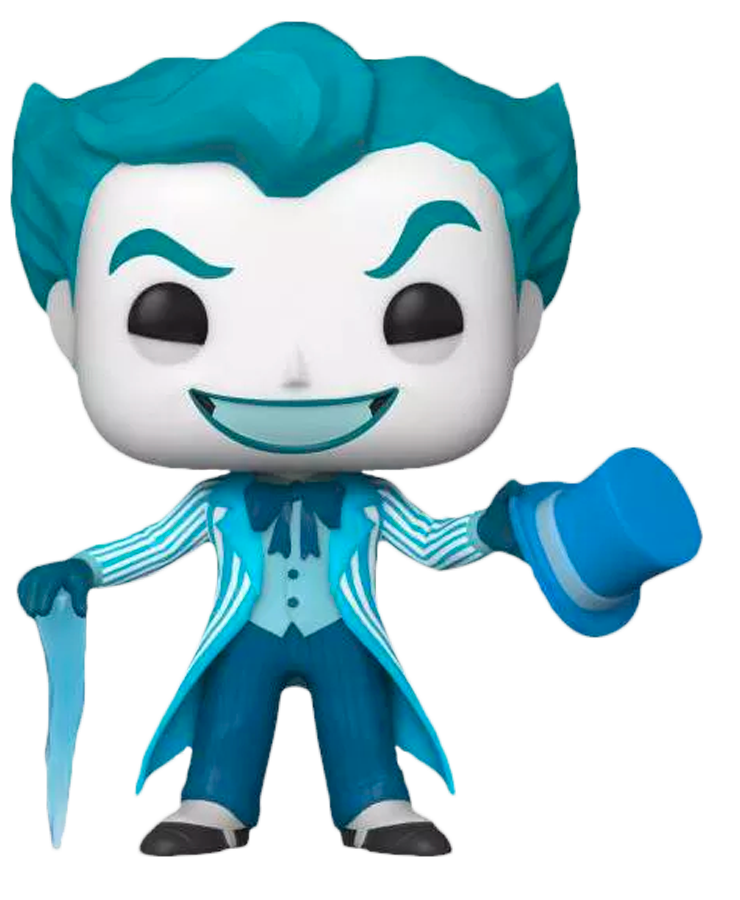 DC Comics POP! Heroes Vinyl Figure DC Holiday: The Joker as Jack Frost Limited 9 cm
