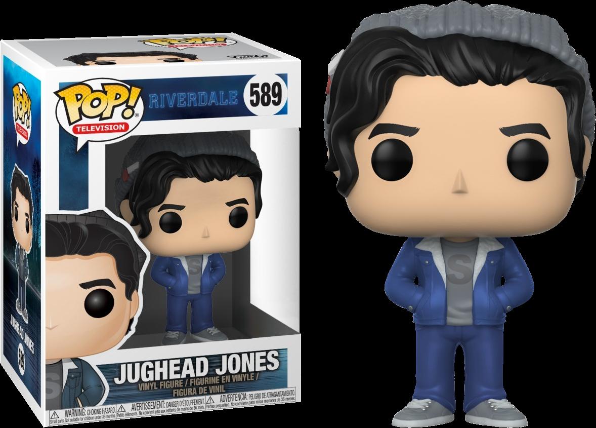 Riverdale POP! Television Vinyl Figure Jughead Jones 9 cm