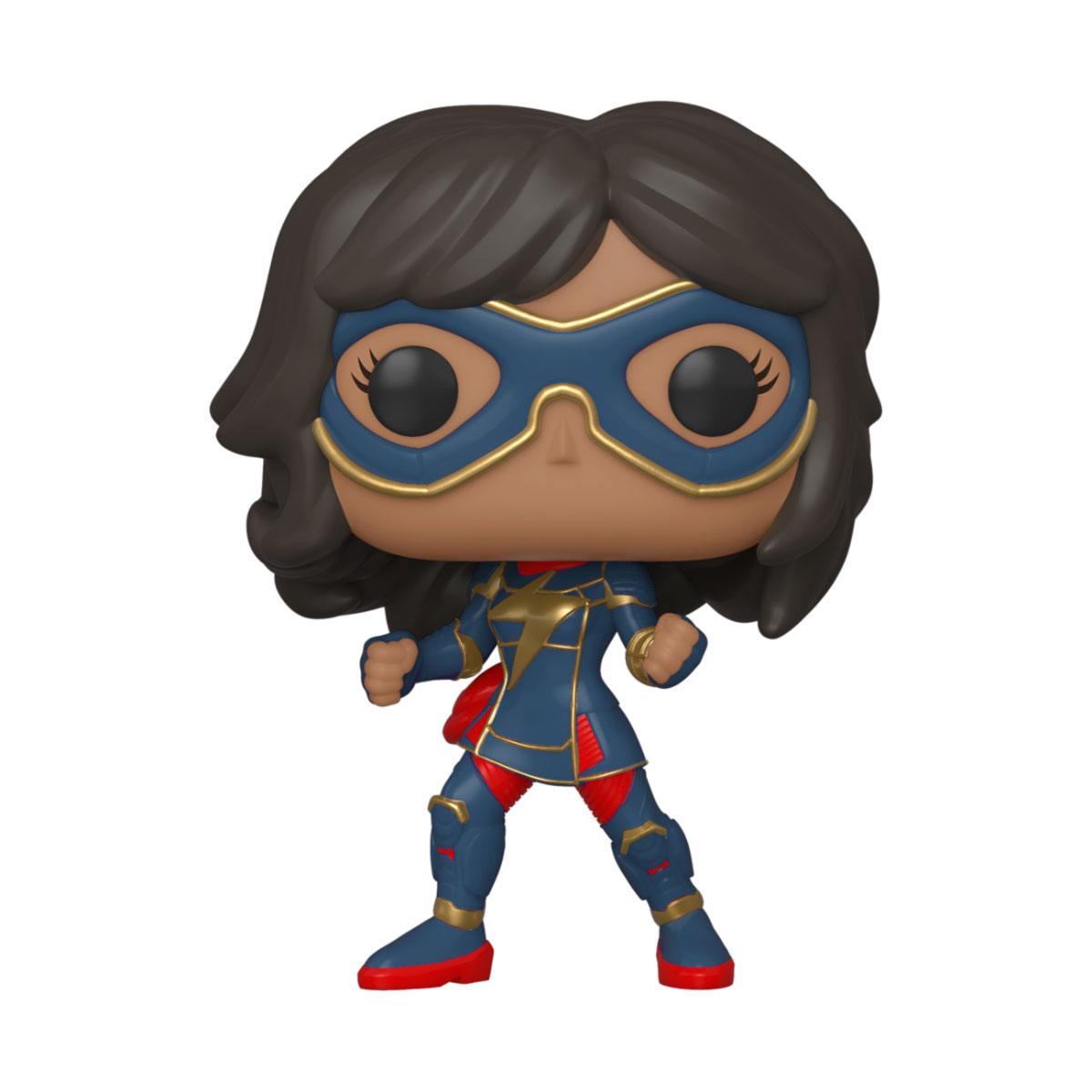 Marvel's Avengers (2020 video game) POP! Marvel Vinyl Figure Kamala Khan (Ms Marvel) 9 cm