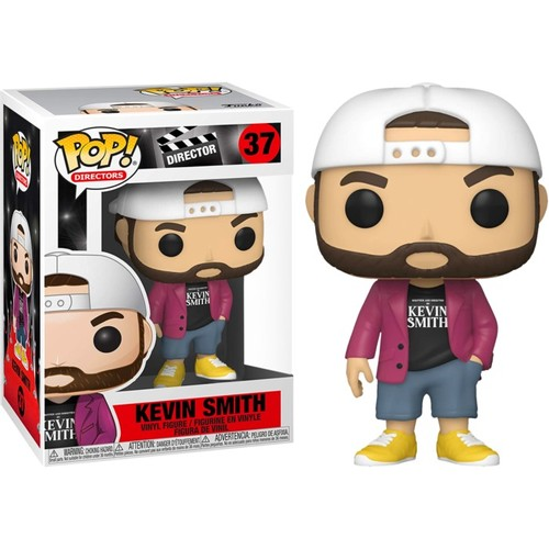 Kevin Smith POP! Movies Vinyl Figure Kevin Smith with Purple Jacket Limited 9 cm