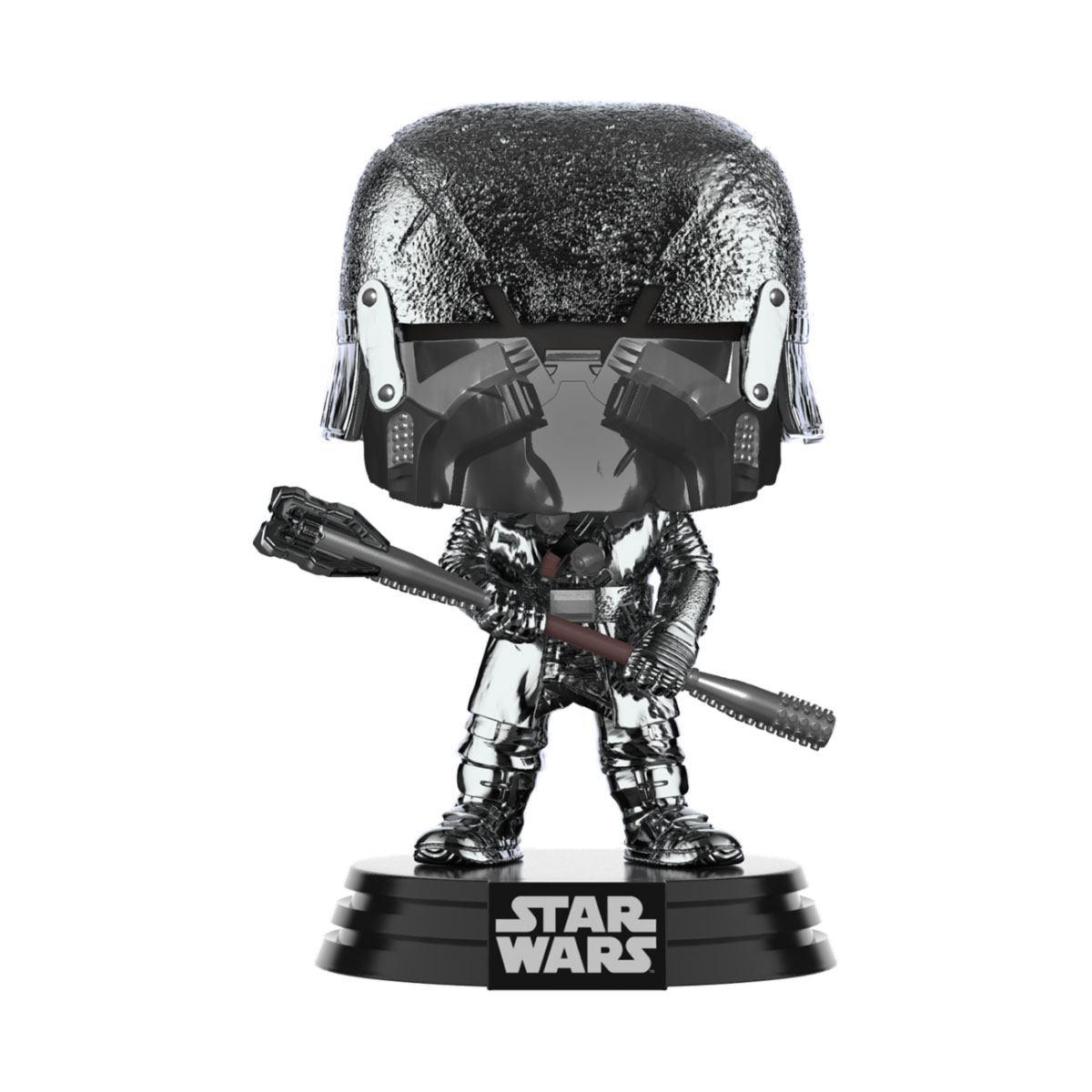 Star Wars POP! Movies Vinyl Figure KOR Club (Chrome) 9 cm