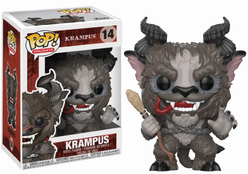 Krampus POP! Holiday Vinyl Figuren Krampus 9 cm