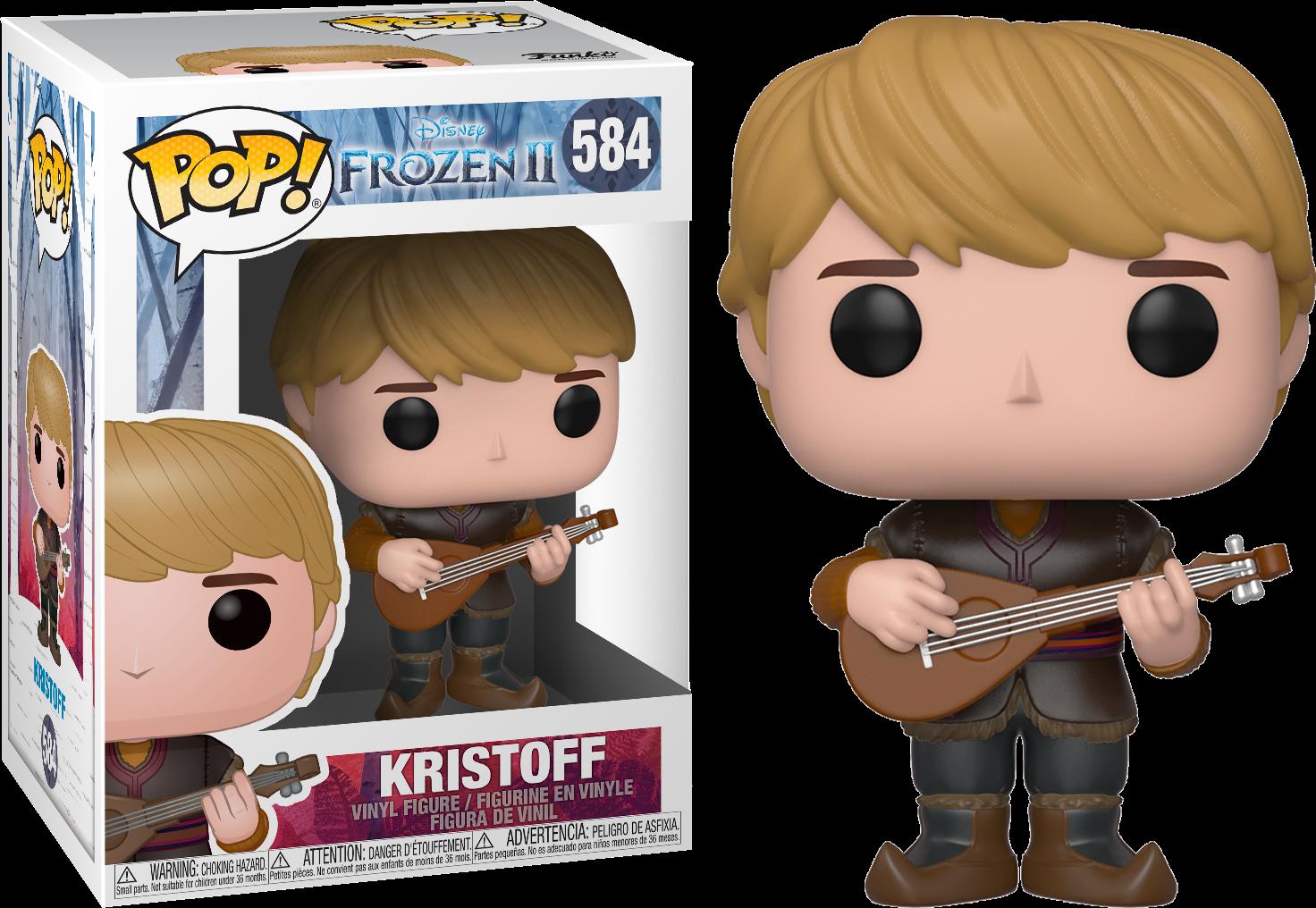 Frozen II POP! Disney Vinyl Figure Kristoff 9 cm