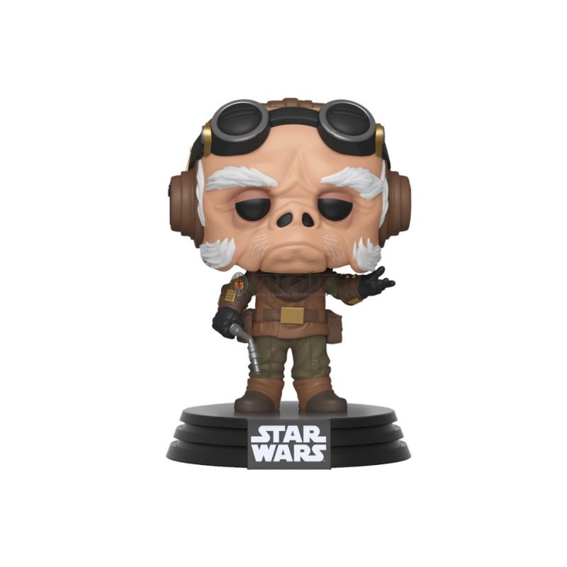 Star Wars: The Mandalorian POP! TV Figure Kuiil 9 cm