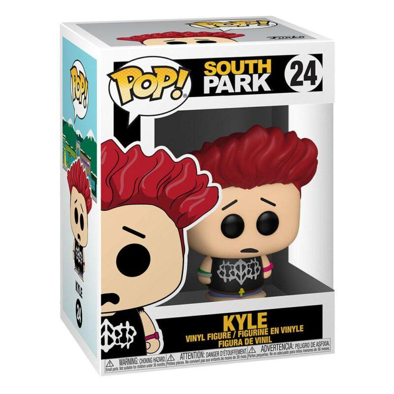 South Park POP! Television Vinyl Figure Jersey Kyle 9 cm