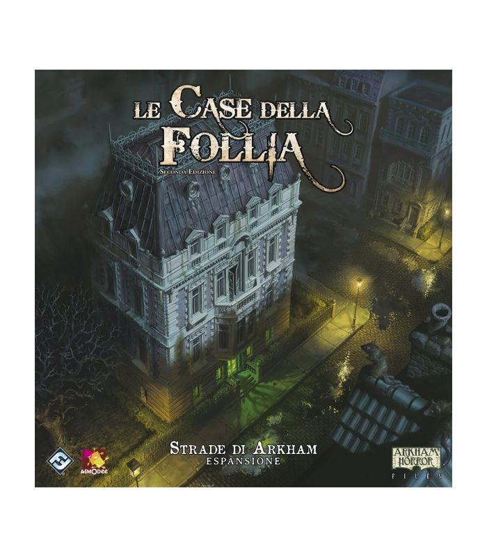 LE CASE DELLA FOLLIA - 2a Edizione - Strade di Arkham