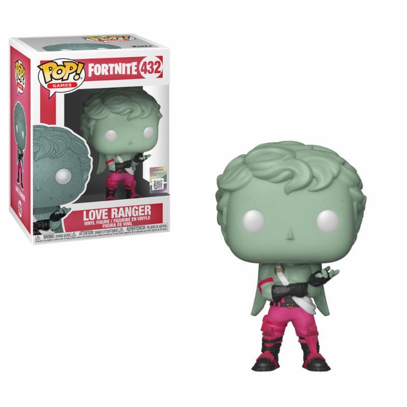 Fortnite POP! Games Vinyl Figure Love Ranger 9 cm